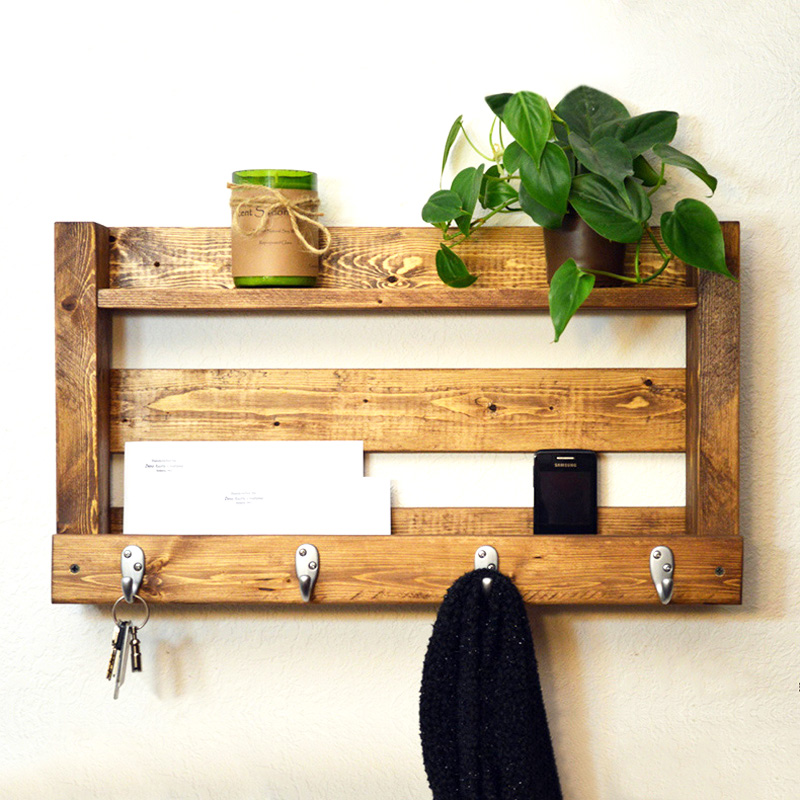 online kaufen gro handel holz weinregal wand aus china. Black Bedroom Furniture Sets. Home Design Ideas