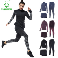 Sports Suits Women S Fitness Yoga Set Running Sets Sport Running Suits Outdoor Gym Fitness Jogging