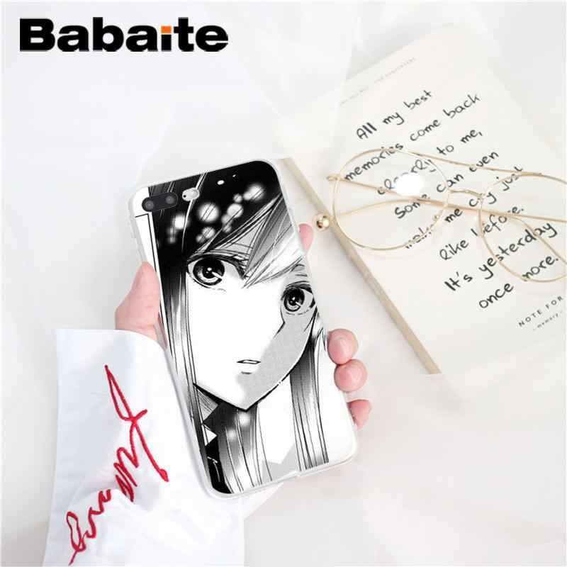 Babaite anime meisje Citrus Yuzu Aihara Mei TPU Zachte Siliconen Telefoon Case voor iPhone 8 7 6 6S Plus X XS MAX 5 5S SE XR 10 Fundas