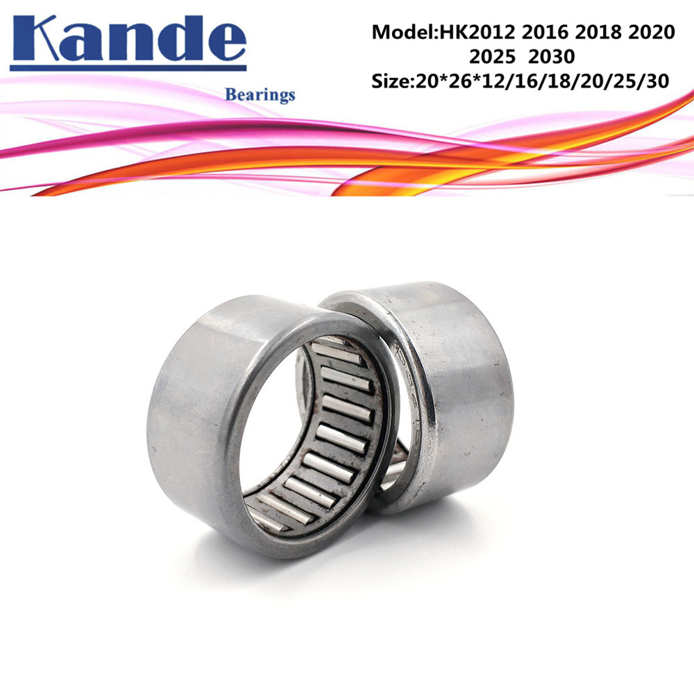 HK2012 HK2016 HK202918 Needle Bearings Needle Roller Bearing HK2020 HK2030 20X26X12 20X26X16 20X29X18 20x26x20 20x26x30 na4917 4544917 needle roller bearing 85x120x35mm