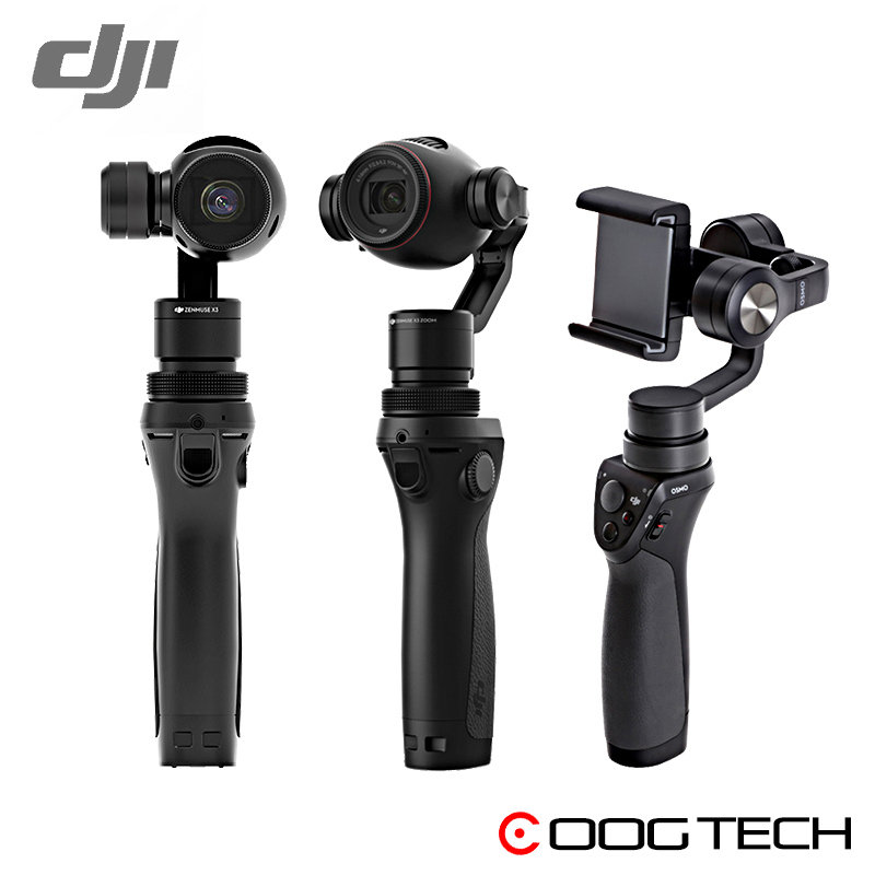 DJI OSMO Family OSMO/OSMO+ plus/OSMO Mobile Wich is Your Suitable Choice economics is your choice