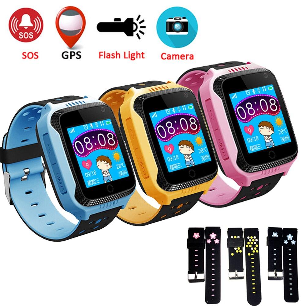 D'origine Q528 Y21 GPS Montre Intelligente Avec Caméra de Poche Bébé Montre SOS Appel Emplacement Dispositif Tracker pour Kid Safe Q750 q100 Q90
