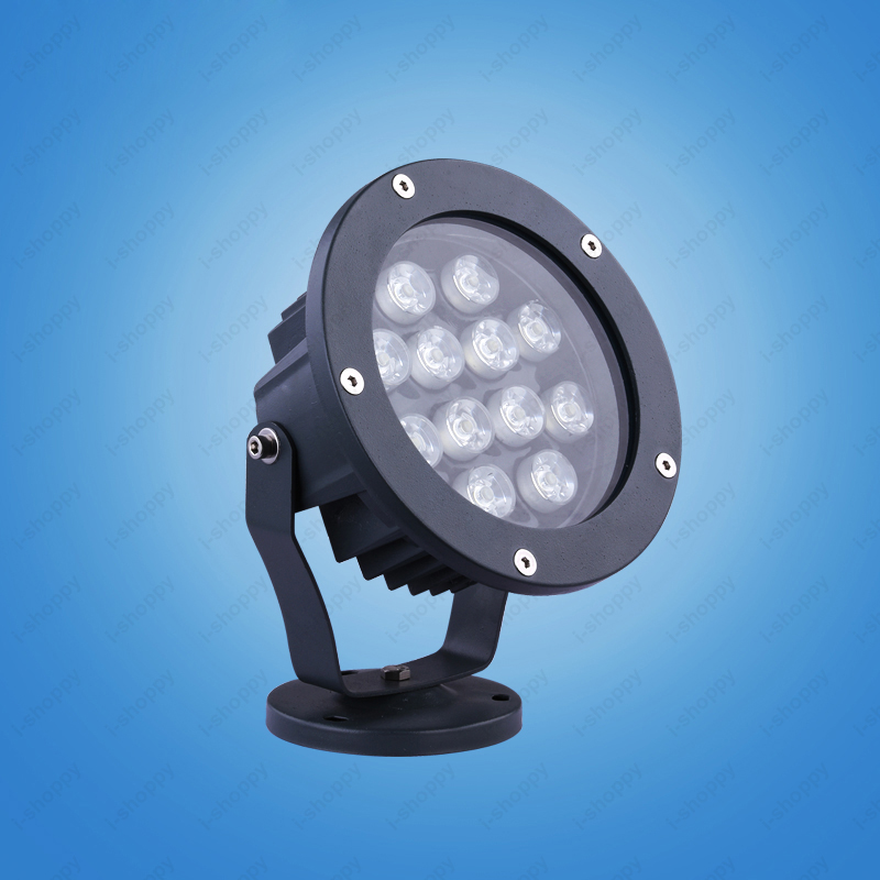 LED Outdoor Exterior Wall Wash Flood Light Fixture Project Spot Lamp  Landscape Rockery Garden Plaza 12V