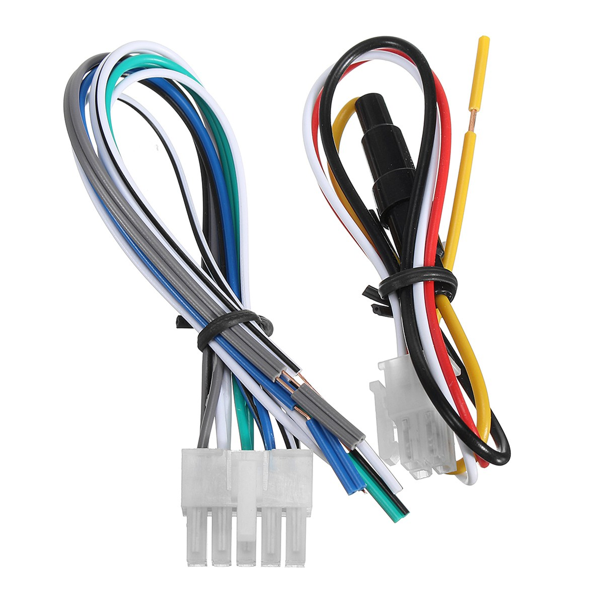 Car Audio Wiring Management Trusted Diagrams Motorcycle Stereo Diagram Electrical Power Distribution