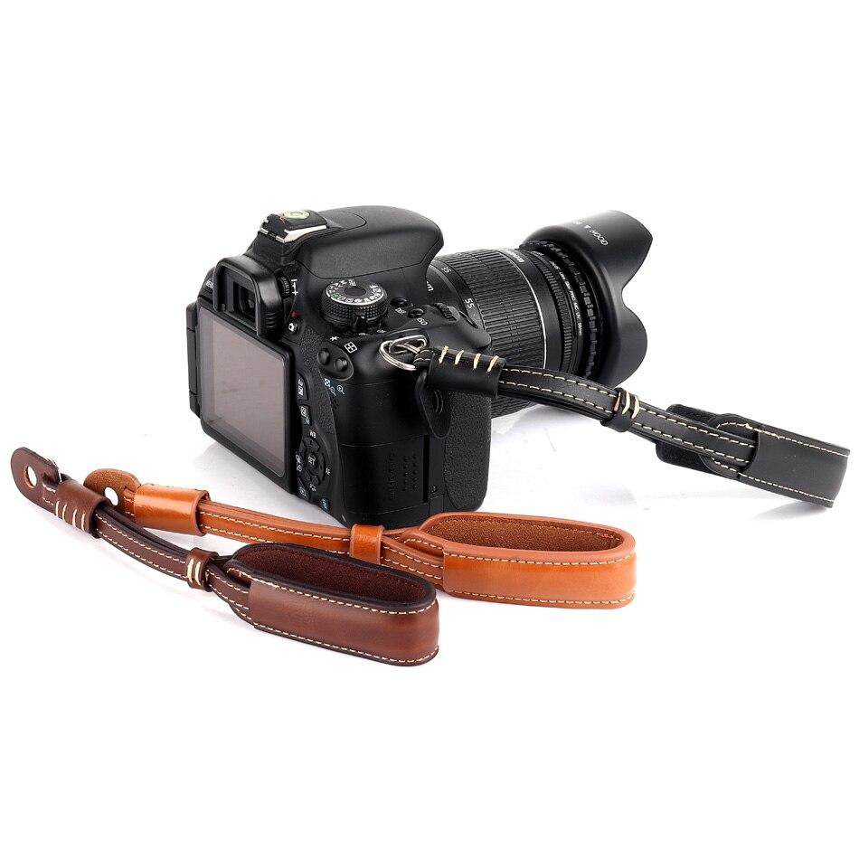 Цифровой Камера ремешок на запястье руки веревку строп для sony A450 A550 A500 A580 A900 A6500 A6300 A6000 A5100 A5000 RX100 i, II, III IV V
