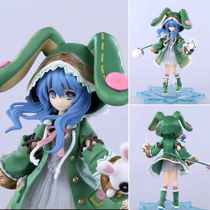 18cm kawaii Japanese anime figure Date A Live Yoshino PVC Action Figure Collectible Model Toy