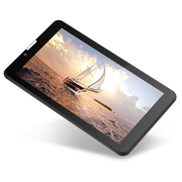 """Лидер продаж, 3 г Phablet yuntab E706 7 """"1 ГБ 8 ГБ IPS Android5.1 4 ядра двойной cam Планшеты для звонков GPS Bluetooth 7 8 10 10.1"""