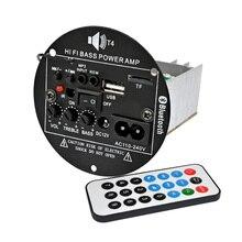 AIYIMA 30 W Bluetooth Board Khuếch Đại Công Suất 12 V 220 V Mono Loa Siêu Trầm Board Khuếch Đại Hỗ Trợ Đài Phát Thanh Cho TỰ LÀM 5  10 Inch Loa Bass