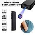 Magnetische HD Mini Verbraucher Kamera Stealth Video Audio Recorder 720 p 1080 p Stift Micro Cam 1100 mah Capactiy Kleine PC Camcorder