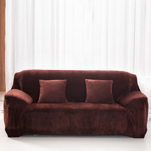 Sofa Cover – Modern Elastic Slipcover Solid Sofa Cover – Thick & Stretch Sofa Covers for 1/2/3/ seat