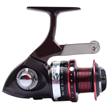 Sougayilang Brand 5+2 BB Fishing Reel 5.2:1 Metal Spinning Fishing Wheel Fishing Reel Tackle (Left /right Interchangeable)