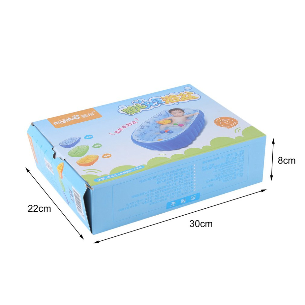 Mambobaby Baby Bath Kids Bathtub Portable Inflatable Cartoon Safety Thickening Washbowl Baby Bath Tub for Newborns Swimming Pool Multan