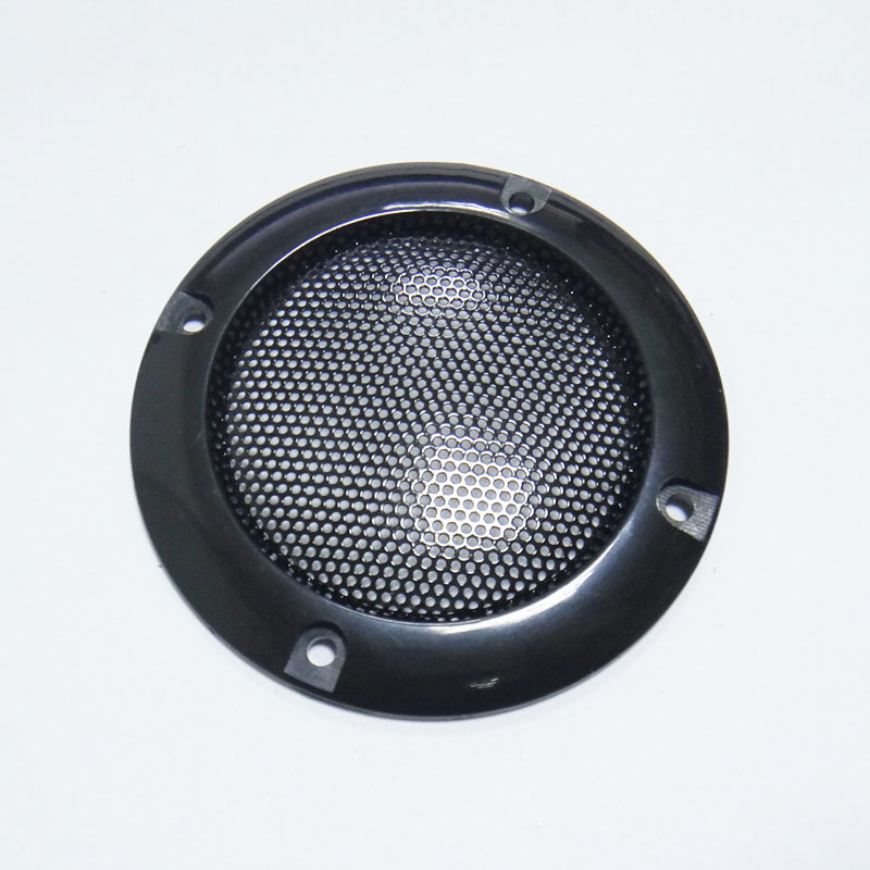 Speaker parts/ 2inch black car speaker grill,colorful speaker/metal grille/cover,Free Sh ...