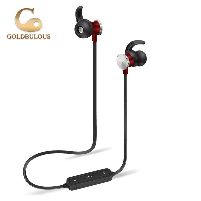 GBS6D Bluetooth Earphone Mini Earbuds IPX4 Waterproof with Mic  Wireless Stereo Bluetooth 4.1 Sports Headset for Phone Android bluetooth earphone mini wireless stereo earbud 6 hours playtime bluetooth headset with mic for iphone and android devices