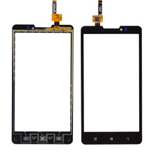 For Lenovo P780 Touch Screen Digitizer Sensor LCD Display Touchscreen Panel 5 inch Replacement Parts Repair Part Free Shipping