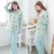 Зимняя Пижама mamalove для беременных ночная рубашка Свитшот