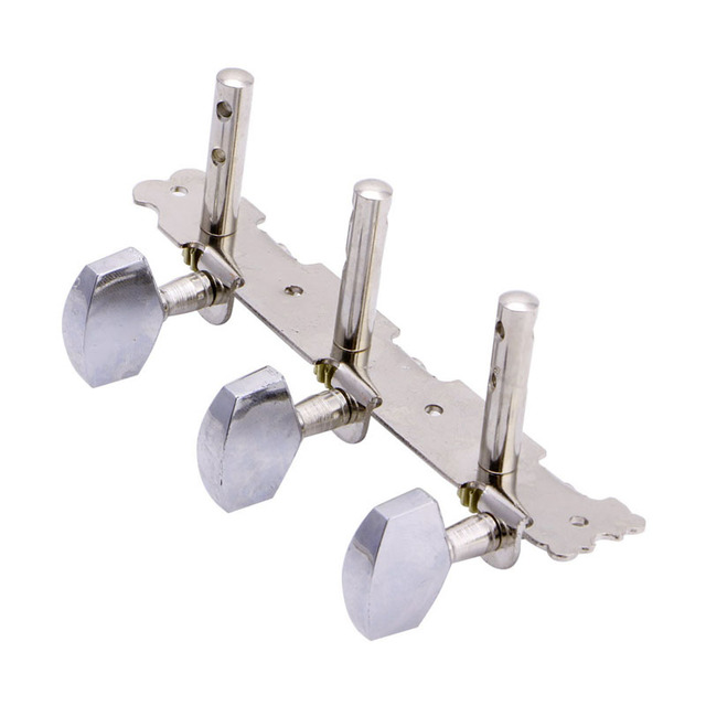 1Pair Classic Guitar String Tuning Pegs Machine Heads Tuners Keys Parts 3L3R New