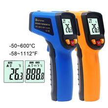 -50~550C -58~1022F Pyrometer 0.95EM Celsius Laser IR Infrared Thermometer temperature meter for home/industry