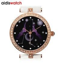 Горячие продажи Леди Часы Женщины Кожа Кварцевые Часы Марка Роскошные Популярные Часы Женщины Повседневная Мода Наручные Часы 2016 Новый Стиль