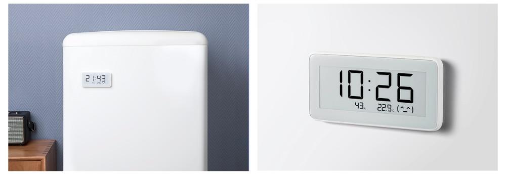 inteligente elétrico digital indoor & outdoor higrômetro