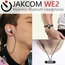 JAKCOM WE2 Wearable Inteligente Fone de Ouvido venda Quente em Fones De Ouvido Fones De Ouvido como koptelefoon xiomi mi 6 tecnologia inteligente