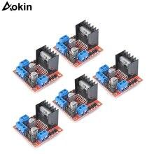 Driver Stepper-Motor Controller-Board L298N Electric-Projects Arduino for Bridge-Module