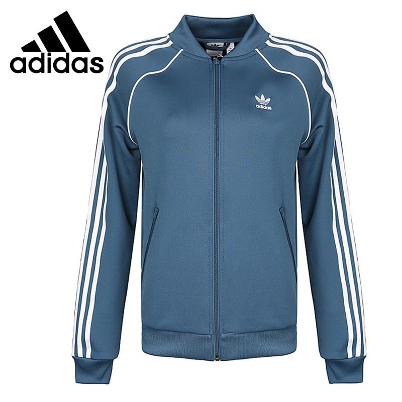 Original New Arrival 2018 Adidas Originals SST TT Women's jacket Sportswear original new arrival 2017 adidas originals sst jacket men s reversible down coat hiking down sportswear