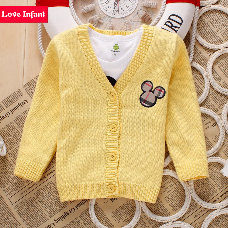 4966a2cbdfdd Baby Sweater Design 2015 New High Quality Brand Boy Cardigan Casual ...