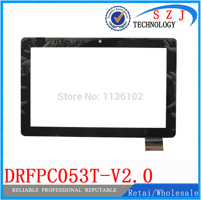 New 7'' inch handwriting touch screen original touch screen panel HOTATOUCH C177114A1 DRFPC053T V2.0 Free shipping 10Pcs/lot new 7 inch tablet pc mglctp 701271 authentic touch screen handwriting screen multi point capacitive screen external screen