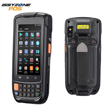 купить IssyzonePOS Android PDA Handheld POS Terminal Rugged PDA 2D Barcode Scanner Reader Touch Screen Keyboard WIFI NFC Camera  GPS недорого