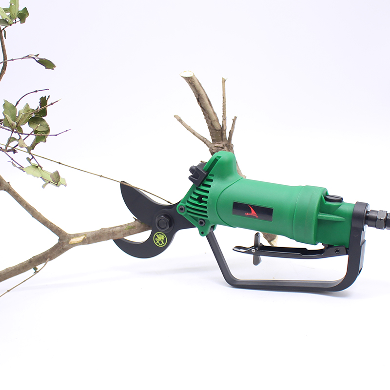 home improvement : Good Quality Pneumatic Pruning Shear Branches Scissors Garden Tools Air Nipper Blade Tools