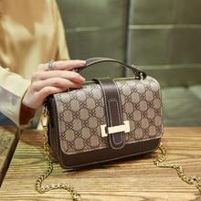 цены Fashion Women Crossbody Bags Pu Leather Designer Handbags Ladies mini Flap Bags Single Shoulder Bags Messenger Tote Bags