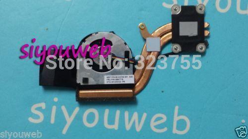 Novo para IBM lenovo x230 x230i cpu ventilador do dissipador 0b67715 04w6931 04w8923 04w6931, FRETE GRÁTIS