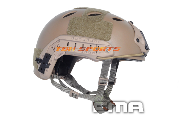 Ops-core FAST Pararescue Jump/FMA PJ Version Fast Helmet,DE,BK,FG+Free shipping(SKU12050169) new maritime tactical fma helmet abs fg for fma paintball free shipping