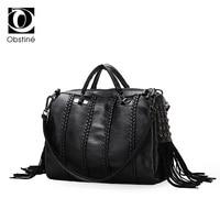 Fashion Cute Women S Vintage Handbag Brief One Shoulder Bag Large Capacity Bag Multi Candy Color