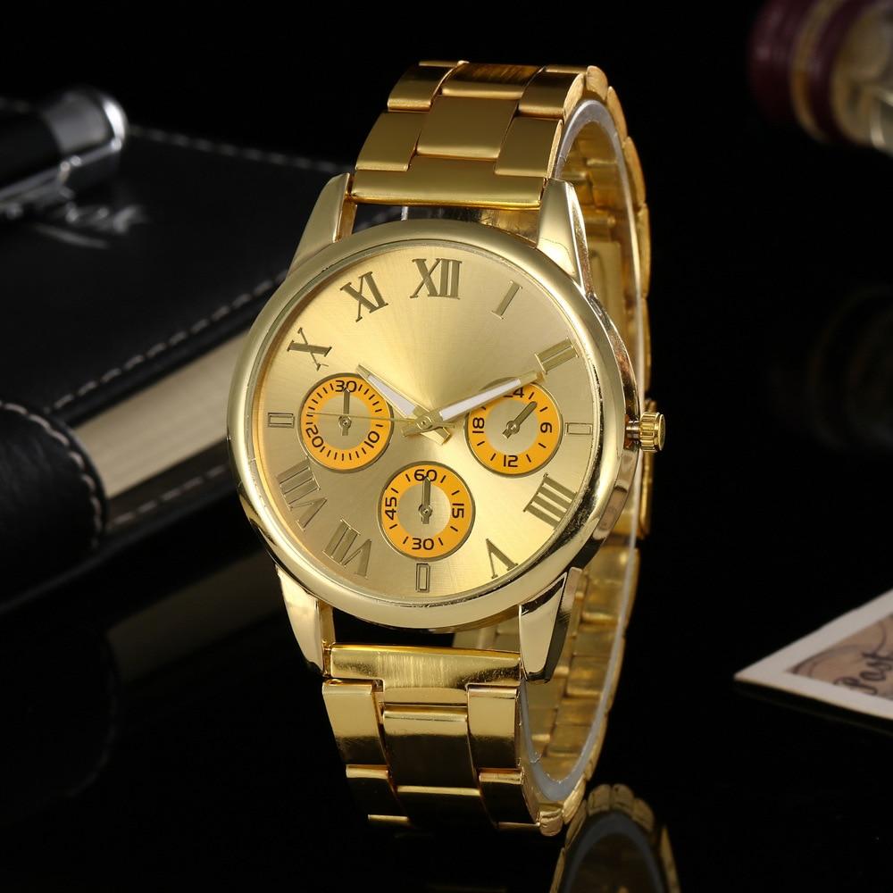 JBRL Brand 2018 Rose Gold Women Watches Quartz Wristwatch Girls Wrist Watch Ladies Golden For Female Clock Hours Montre Femme
