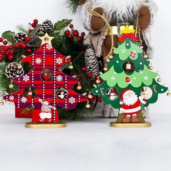 Kunstmatige Kerstboom LED Verlichting Vakantie Venster Decoraties ...