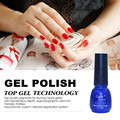 Candy Lover red gel nail polish 8ml uv gel varnish long-lasting soak-off led/uv gel lacquer Cheap nail gel