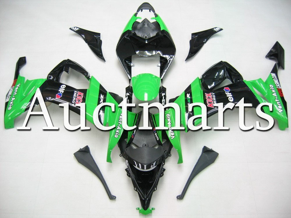 Fit for kawasaki  ZX-10R 2008 2009 2010 high quality ABS Plastic motorcycle Fairing Kit Bodywork ZX 10R 08 10 ZX10R CB01