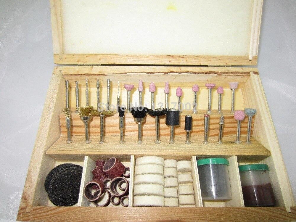 "100Pcs 1//8/"" Brass Brush Shank Jeweler Grinding Rotary Power Tool Accessorise"