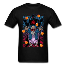 Dragon Ball T-shirt Kame Sennin T Piccolo T Shirts Master Roshi Top T-shirt Männer Japan Stil Anime Kleidung Vintage Punk(China)
