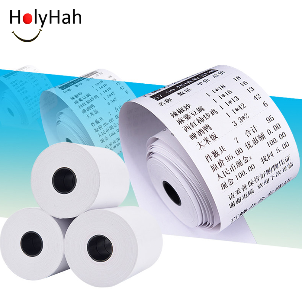 Thermal Paper  58mm 80mm Paper For Thermal Printer Pos Receipt Printer