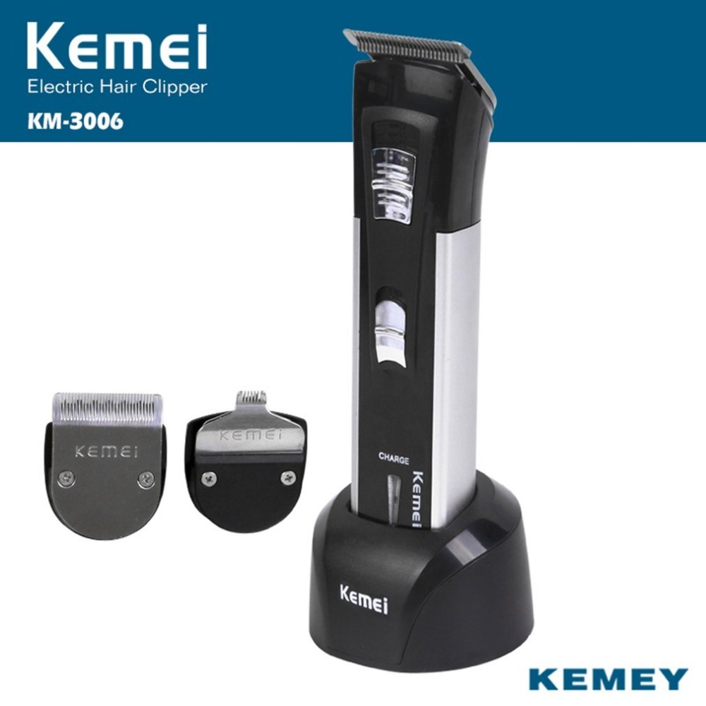 KEMEI 3 In 1 Multifunctional Electric Barber Scissor Hair Set Clipper For Household And Professional Hair Cutter Tool electric barber scissor hair clipper set professional hair salon hair cutter tool artistic carving shaver low noise hot new
