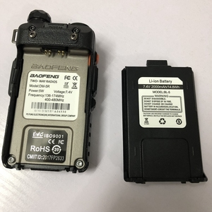 Image 3 - 2019 Baofeng DM 5R talkie walkie Vhf Uhf Dmr répéteur double fente horaire Dm 5R numérique analogique double bande Radio talkie walkie