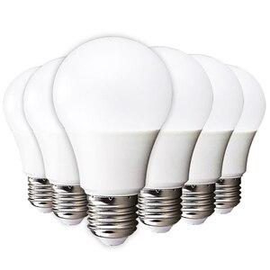 6pcs LED Lamp Light E27 LED La
