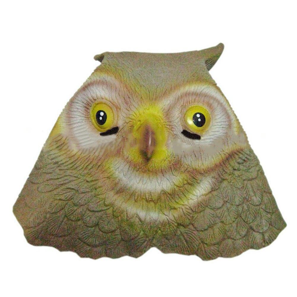 Online Buy Wholesale owl halloween mask from China owl halloween ...