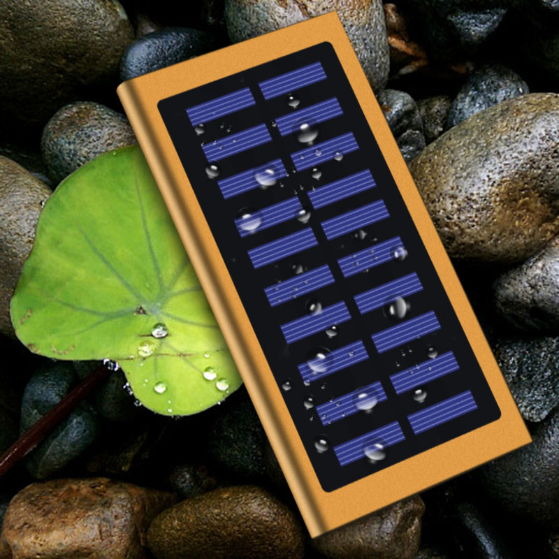 Heißer Verkauf 20000 mah Ultra-Dünne Solar Power Bank Externe Batterie Fall Pack Dual USB Ladegerät für IPhone IPad tablet für Xiaomi