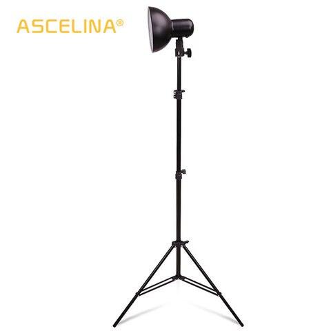 ascelina lampada de assoalho moderno pratico seguro led fotografico metal luz fotografia iluminacao ajustavel equipamento