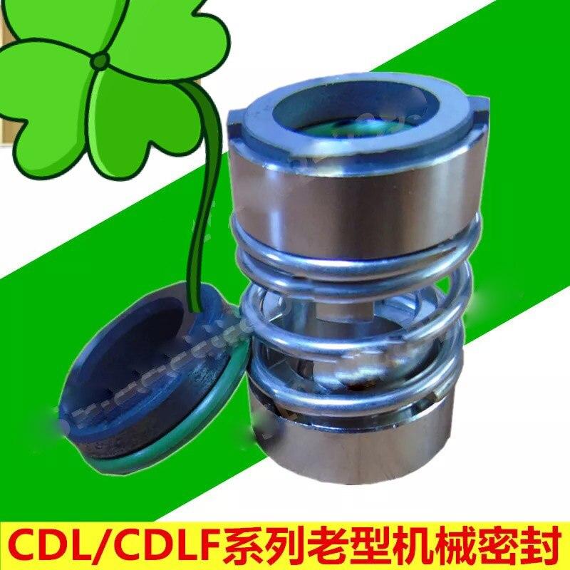 Joint mécanique vertical à plusieurs étages de pompe centrifuge d'acier inoxydable de CDL2-18 2.2kw 380v50hz