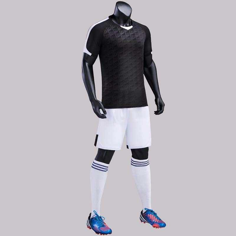 7a50cf482 Men Women Kids Football Jerseys 2018 Team Training Soccer Jerseys  Breathable Sports Team Game Jersey Uniforms